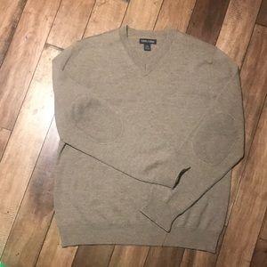 Men's Banana Republic Tan Sweater